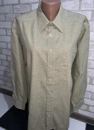 Стильная рубашка бренд olimp tendenz