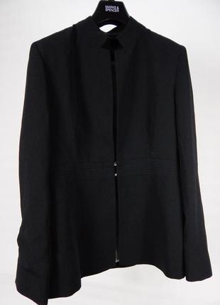 Пиджак на застежке