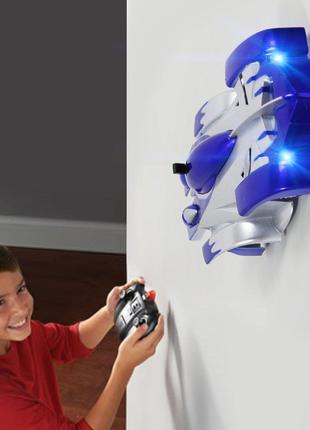 Антигравитационная машинка Wall Racer, игрушка для детей