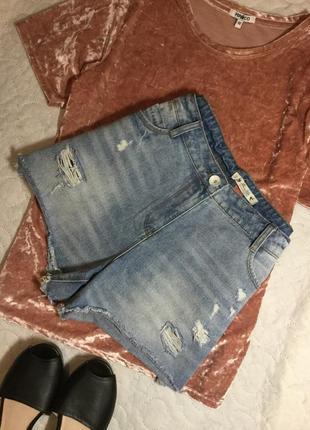 Шорты джинсовые falmer heritage 12 размер