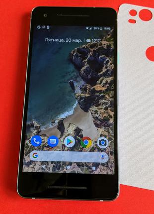 Google Pixel 2 64 Gb Kinda Blue Ідеал (вигорання)
