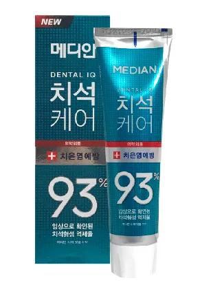 Корейская зубная паста для профилактики воспаления десен Median