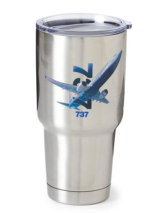 Термогорня 737 X-Ray Graphic Stainless-Steel Tumbler
