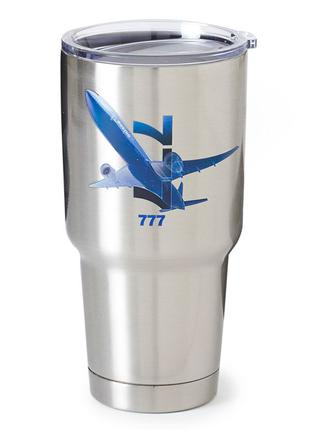 Термогорнятко  777 X-Ray Graphic Stainless-Steel Tumbler