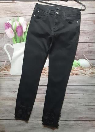 Идеальные джинсы скинни зауженные