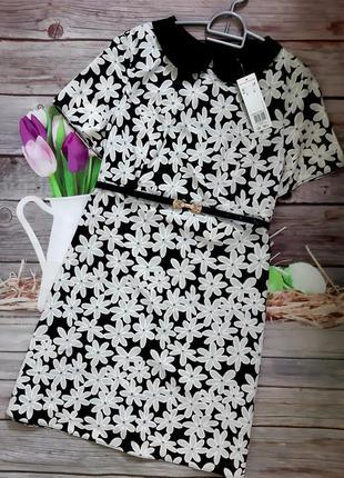 Стильное нарядное платье новое