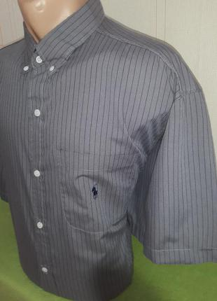 # розвантажуюсь рубашка с короткими рукавами polo ralph lauren...