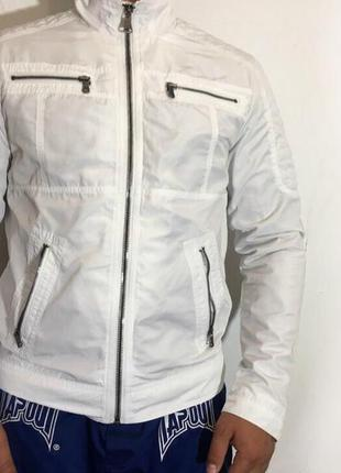 Мужская демисезонная куртка calvin klein jeans ( кельвин кляйн...