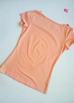 #розвантажуюсь футболка esmara с кружевом хлопковая