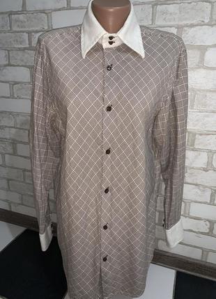 Стильная качественная рубашка бренд camiceria mr.circus