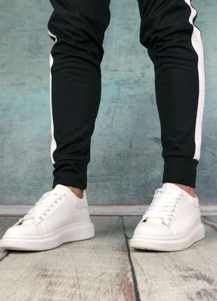 Обувь Маквин белые