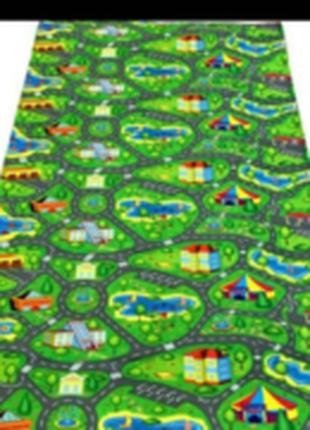 Детский развивающийся коврик 1500/500/5мм