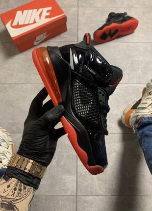Nike Air Jordan 270 Mars Black Red.