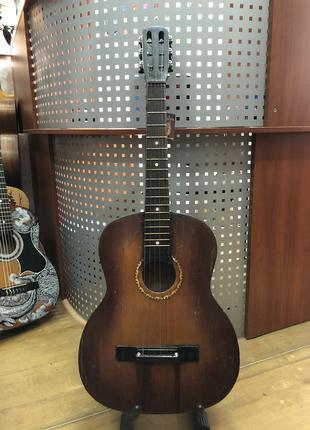 (3150) Черниговская Гитара с Инкрустацией