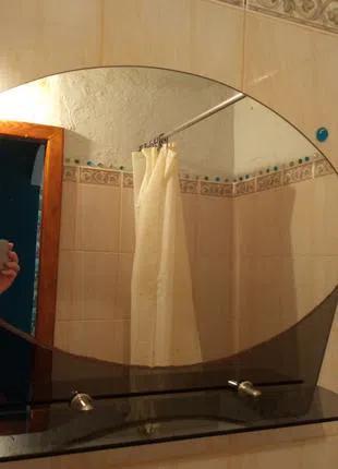 Зеркало в ванную.