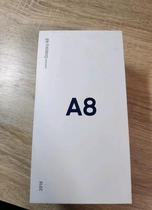 Телефон Samsung Galaxy A8