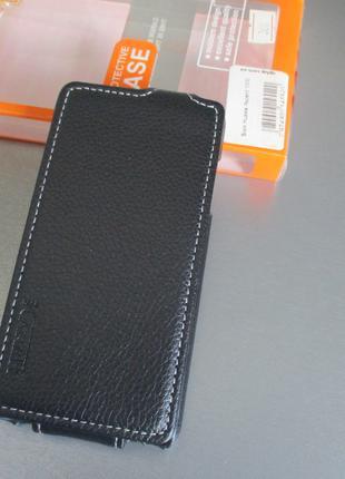 Чехол флип iCARER для Huawei Ascend Y300