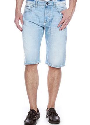 🔥стильные джинсовые мужские шорты, бриджи denim co🔥