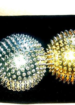 Набор магнитных шариков  Су-Джок 5 см