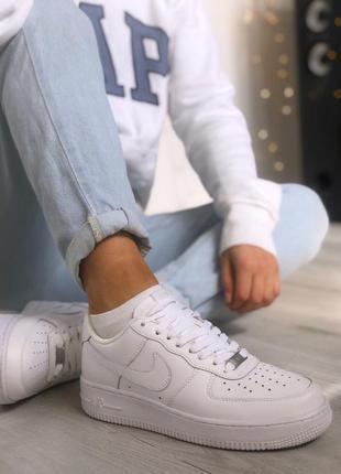 Nike air force 1 low 🔺унисекс  кроссовки найк еир форс