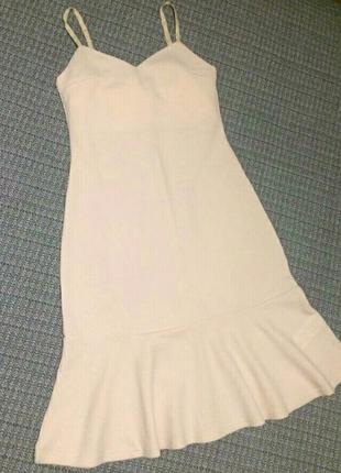 """Красивое платье """"зефирка""""-нежное и воздушное"""