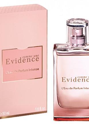 Духи парфюмированная вода comme une évidence эвиденс как явнос...