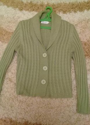 Теплая кофта, свитер на осень-зиму