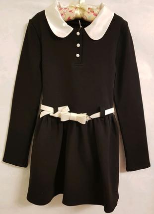 Школьное платье на 7 лет