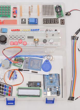 Arduino Uno Starter Kit - набор для обучения робототехнике