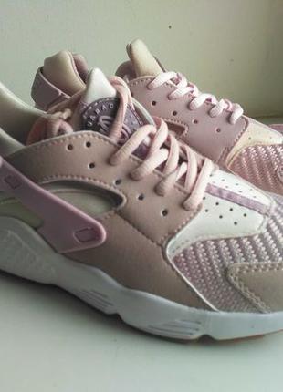 Кроссовки женские Nike Air Max Huarache , яркие , оригинальные...