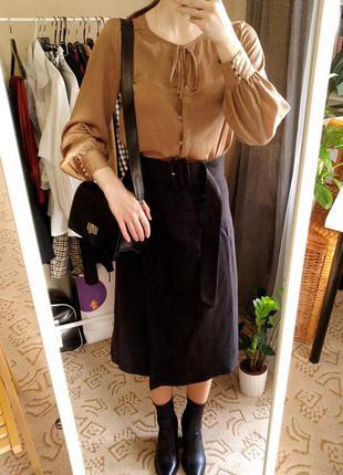 Блуза в стиле винтаж