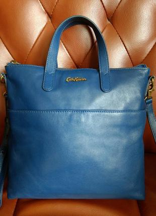 Кожаная сумка в идеале cath kidston