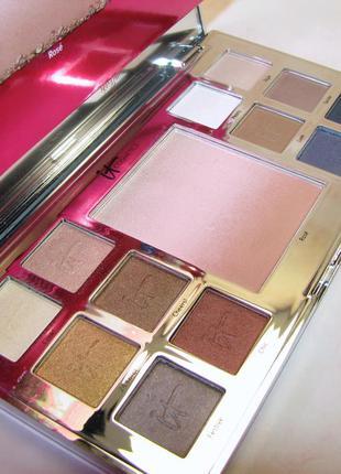 Палетка теней it cosmetics it girl palette vol. 2