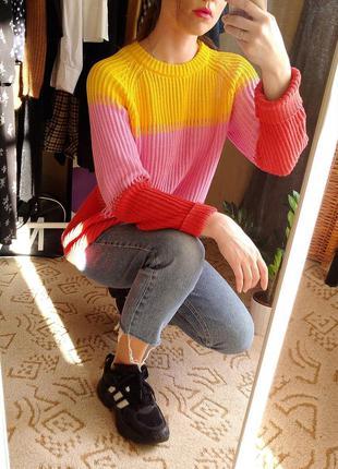 Легкий весенний свитер