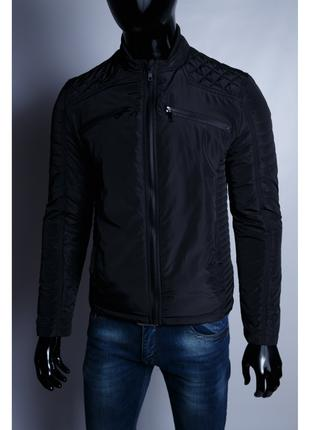 Куртка мужская демисезонная GS 834262 черная
