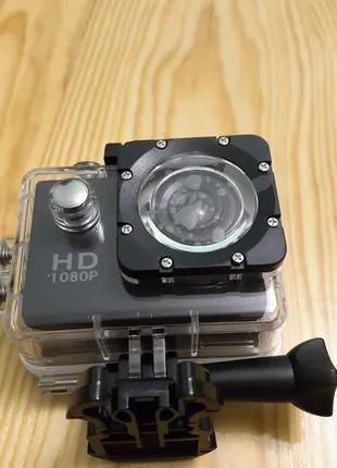 Екшен-камера Full HD 1080p