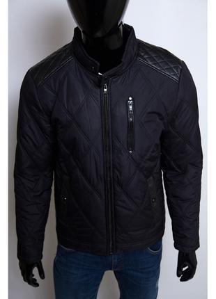 Куртка мужская демисезонная GS 133927045 черная