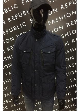 Куртка мужская демисезонная GS 133510573_1 синяя