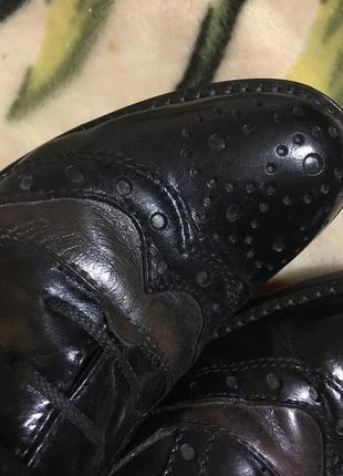 Туфли оксфорды donna piu