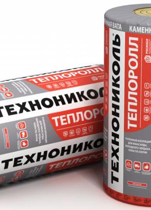 Базальтовый утеплитель Теплорол 100 мм