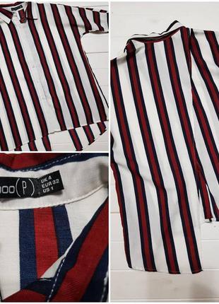 Модная рубашка размер хс