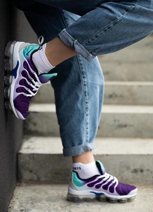 Nike air vapormax plus 🔺унисекс  кроссовки найк