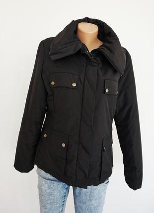 Куртка демисезонная 40 р черная