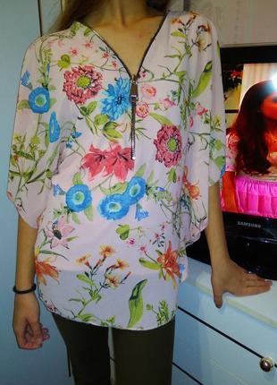 Блуза ( италия ) xs - s #розвантажуюсь