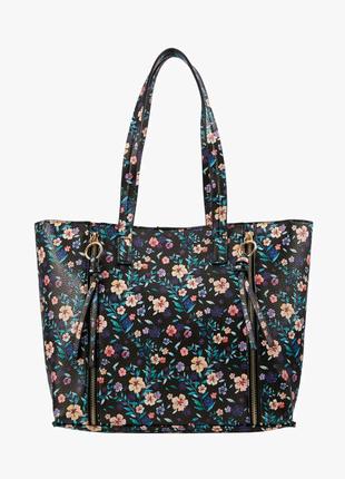 Яркая сумка в цветы, цветочная сумка Anna Field