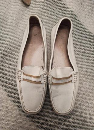 Тапочки туфли лоферы мокасины женские