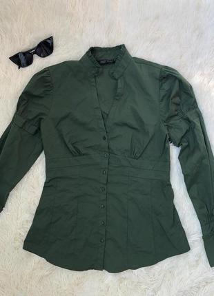 Красивая блуза zara woman