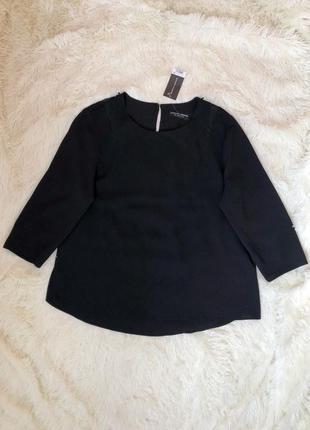 Новая с биркой чёрная блуза dorothy perkins  размер 54
