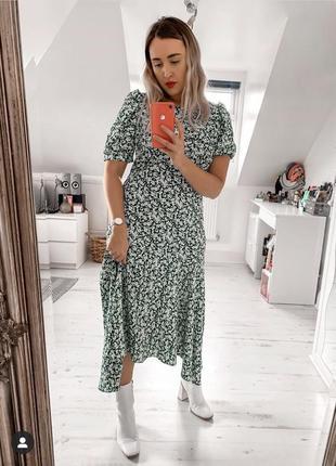 Длинное платье с асимметричным низом новое с биркой большой ра...