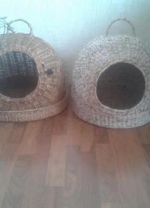 Домик для кошки или собаки мелких пород